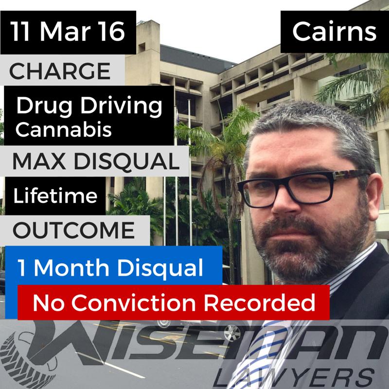 Drug Driving Wiseman Lawyers Brisbane Qld Cairns